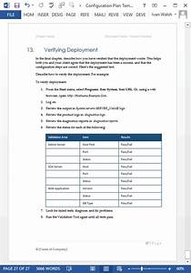 Configuration Guide Template  Ms Word