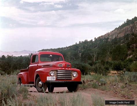 american trucks history  pickup truck  america