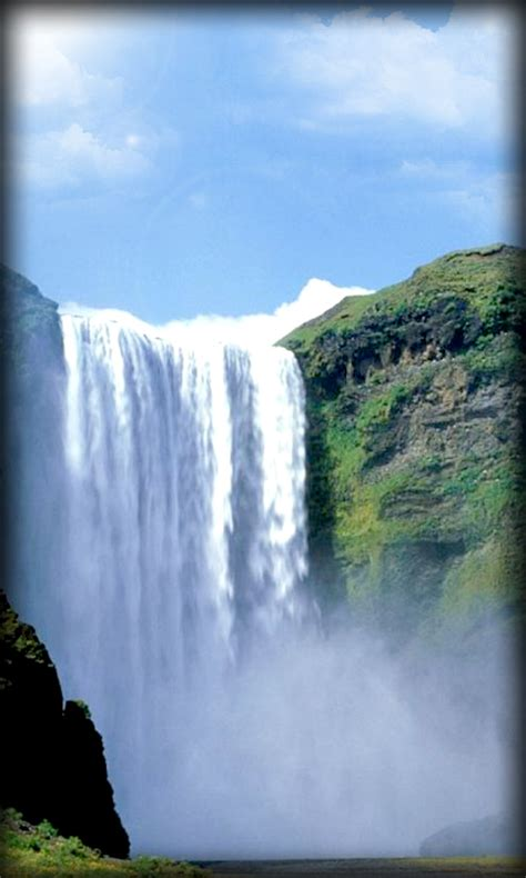 amazoncom waterfall  wallpaper appstore  android