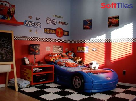 Cars Bedroom Ideas by Racing Theme Bedroom Kid S Room Ideas Boy Car Room
