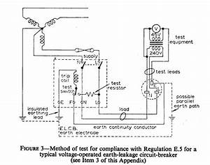 House Wiring Diagram With Elcb