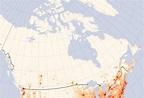 Population of Canada - Wikipedia