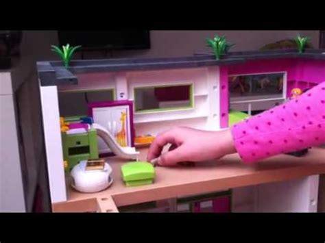 Playmobil Luxusvilla Kinder Und Elternzimmer Einrichten