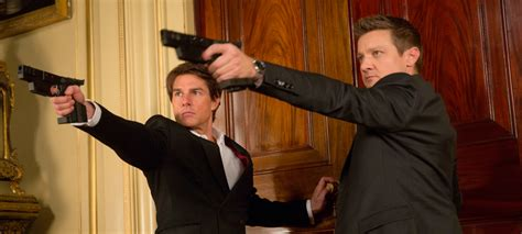 Jeremy Renner Not Returning For Mission Impossible