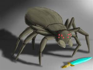 Spider Realistic by ToaLittleboehn on DeviantArt