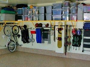 Organizing The Garage Clutterbugme
