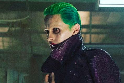 Jared Leto Says Suicide Squad Cut A Whole Movie's Worth Of