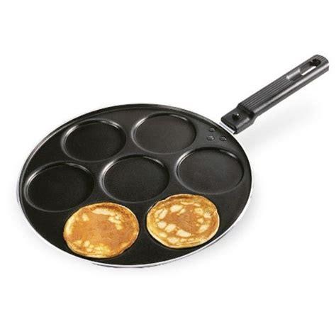 poele cuisine saine poêle à blinis ou pancakes 26 cm crêpières cuisson