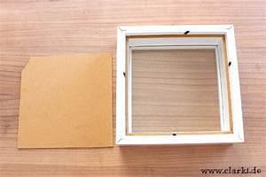 Bild Mit Bilderrahmen Bestellen : diy lichtkasten mit schrift und bild als wandbild clarki ~ Indierocktalk.com Haus und Dekorationen