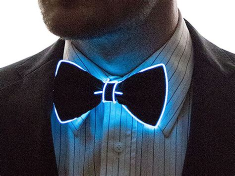 light  bow tie blue stacksocial