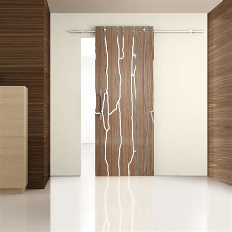 pencil wood laminate laminated wood modern interior doors other by cristallo sp
