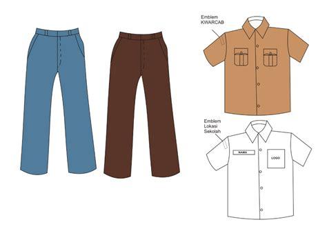 Ternyata dalam memilih gamis itu tidak bisa asal loh. Info Modis 24+ Baju Seragam Santri
