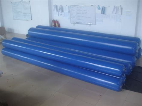 mhm diameter blue color water park inflatable tube