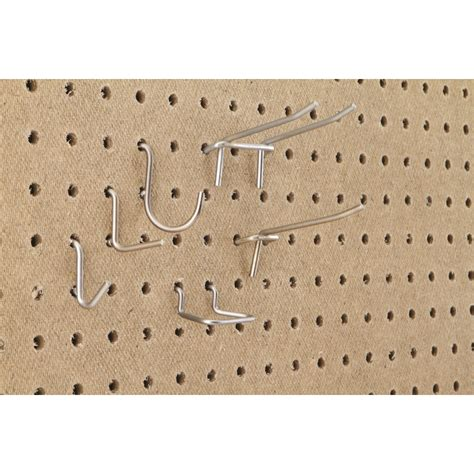 photo wall hanging ideas pegboard hooks save on this 50 pegboard hook kit