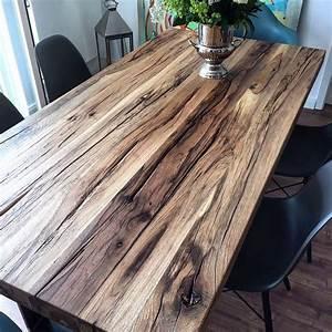 Esstisch Aus Altholz : die besten 25 altholz tischplatte ideen auf pinterest holztische altholz tische und ~ Sanjose-hotels-ca.com Haus und Dekorationen
