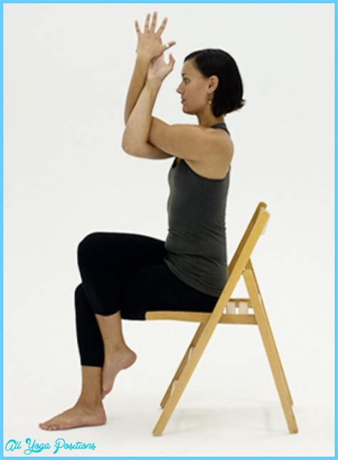 poses chair all allyogapositions
