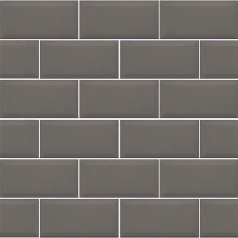 kitchen with brick backsplash metro grey bevelled brick 10x20cm kitchen wall tile