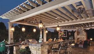 savoir quel eclairage utiliser pour chaque partie de son With quel eclairage pour une terrasse