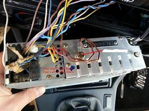 E30 Stereo Wiring