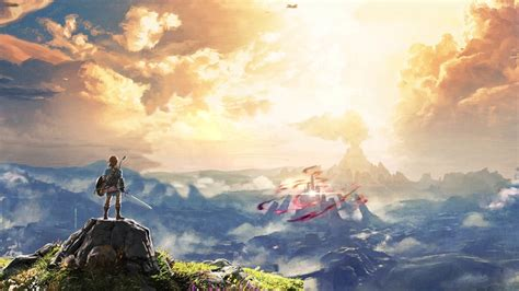Legend Of Animated Wallpaper - legend of breath of the animated background