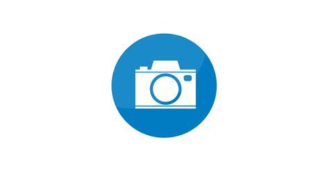 photo camera icon vector  png