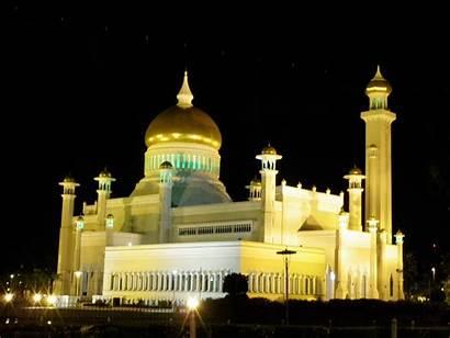 Palace Brunei Istana Iman Royal Nural Faith