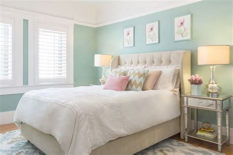 try these paint colors for small space decorating