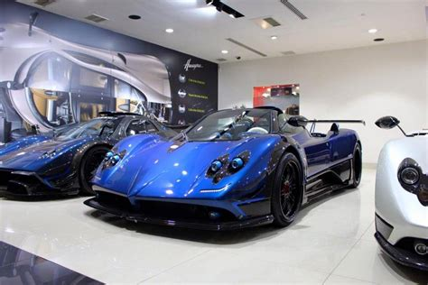 Meet The Most Exotic Supercar Dealership In Japan