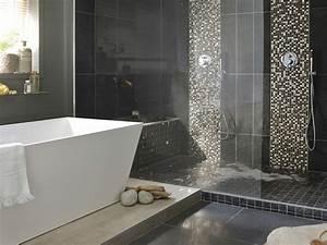 Meuble Salle De Bain Moderne : meuble salle de bain et vasque leroy merlin ~ Nature-et-papiers.com Idées de Décoration