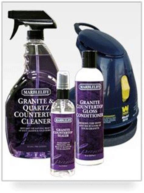 how to clean granite countertops on granite