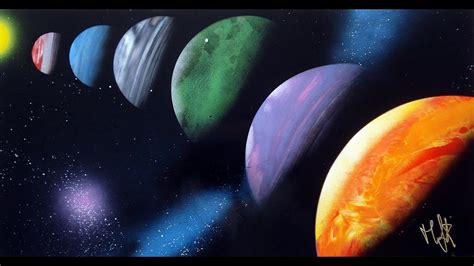 How To Spray Paint 6 Planets Alignment Decoration For Christmas Party Good Ideas Funny Pictures Themes Adults Games Work Parties Works Day Drinks