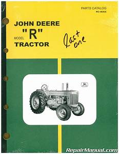Tractor John Deere Parts Diagrams