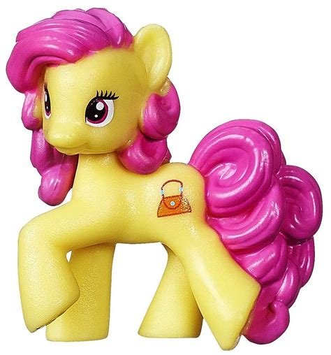 pony friendship  magic series  pursey pink
