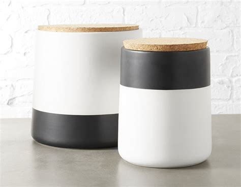 Modern Kitchen Canisters by Keep Your Food And Decor Fresh With These 13 Modern Jars