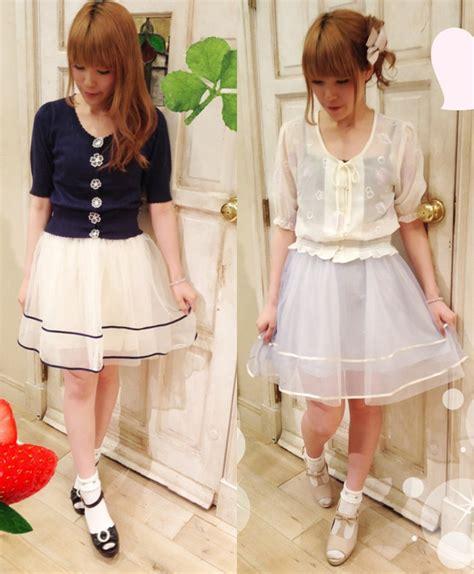 Kawaii Style Clothing