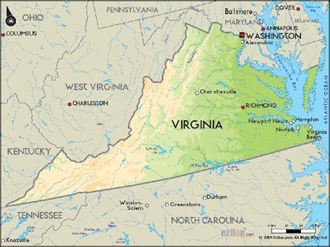 What Are The Different States Near Washington Dc Quora