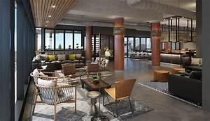 Moxy, Hotel, -, Interior, Design