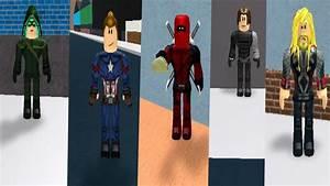 Roblox Superhero Costume Codes 2! | Doovi