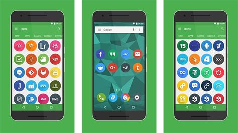 icons for android 10 best icon packs for android by developer android