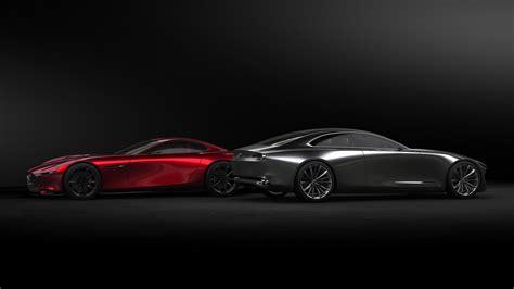 Mazda Rx Vision Mazda Vision Coupe Concept Cars Wallpaper