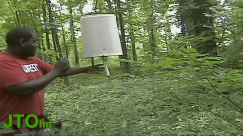 how to build a gravity deer feeder jto 61 home made deer feeder