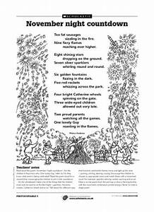 best 25 firework poems ideas on pinterest bonfire night With firework shape poems template