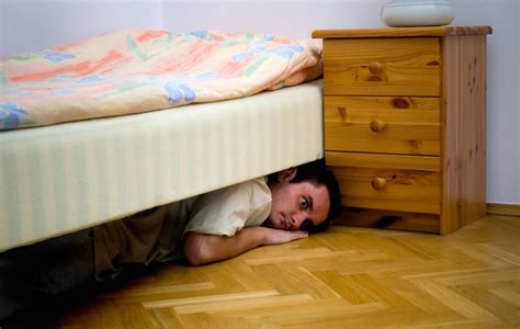 5 Scary Things Under Found The Bed Angamen