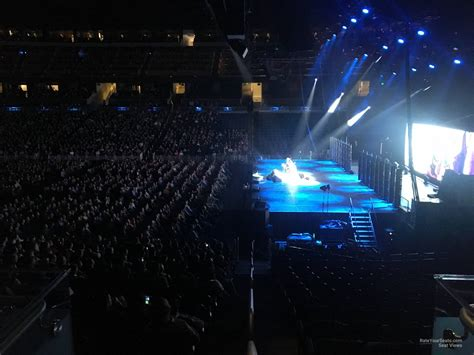 amway center section  concert seating rateyourseatscom