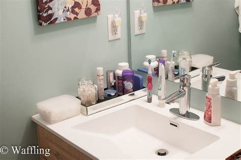 Bathroom Organizers : Addition For Style And Fashion