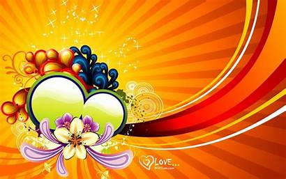 Designs Spanish Vector Wallpapers Valentine Cool Walls