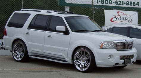 datboi  lincoln navigator specs  modification
