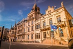 The Grand Ducal Palace in Luxembourg Has Got an Impressive ...