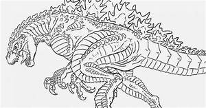 Godzilla Final Wars Pages Coloring Pages
