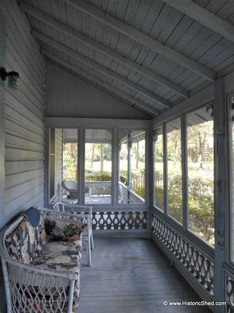 folk victorian porch enclosure house  porch